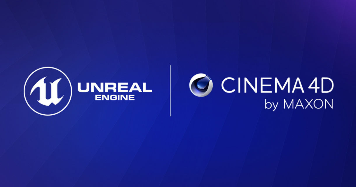 Unreal Engine Now Supports C4D
