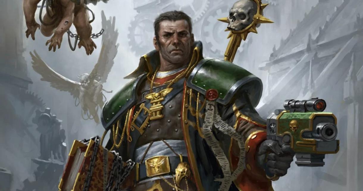 Warhammer 40K to Get Live-Action TV Series