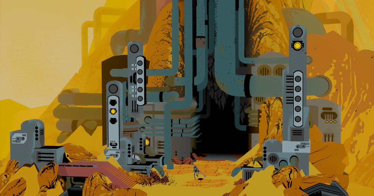 Creature in the Well: SFX, VFX, Pinball Mechanics