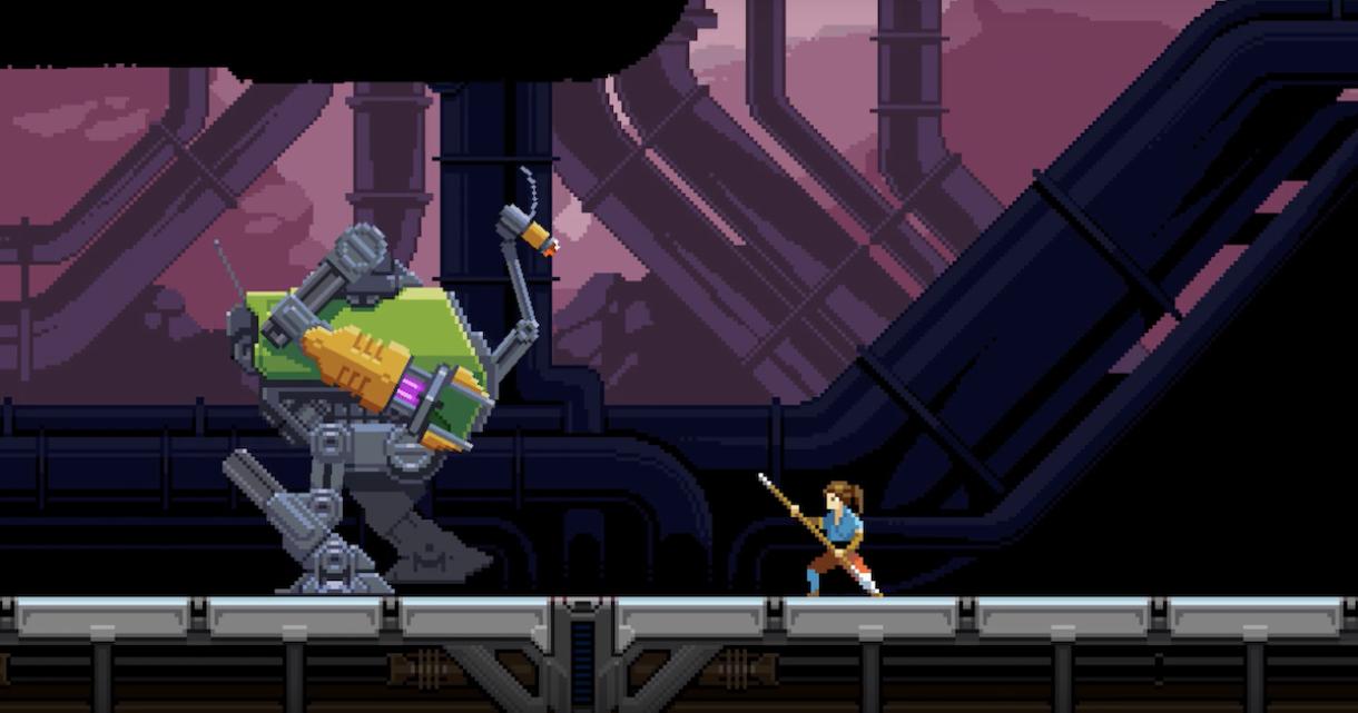 Savior – A New 2D Action-Adventure Tale