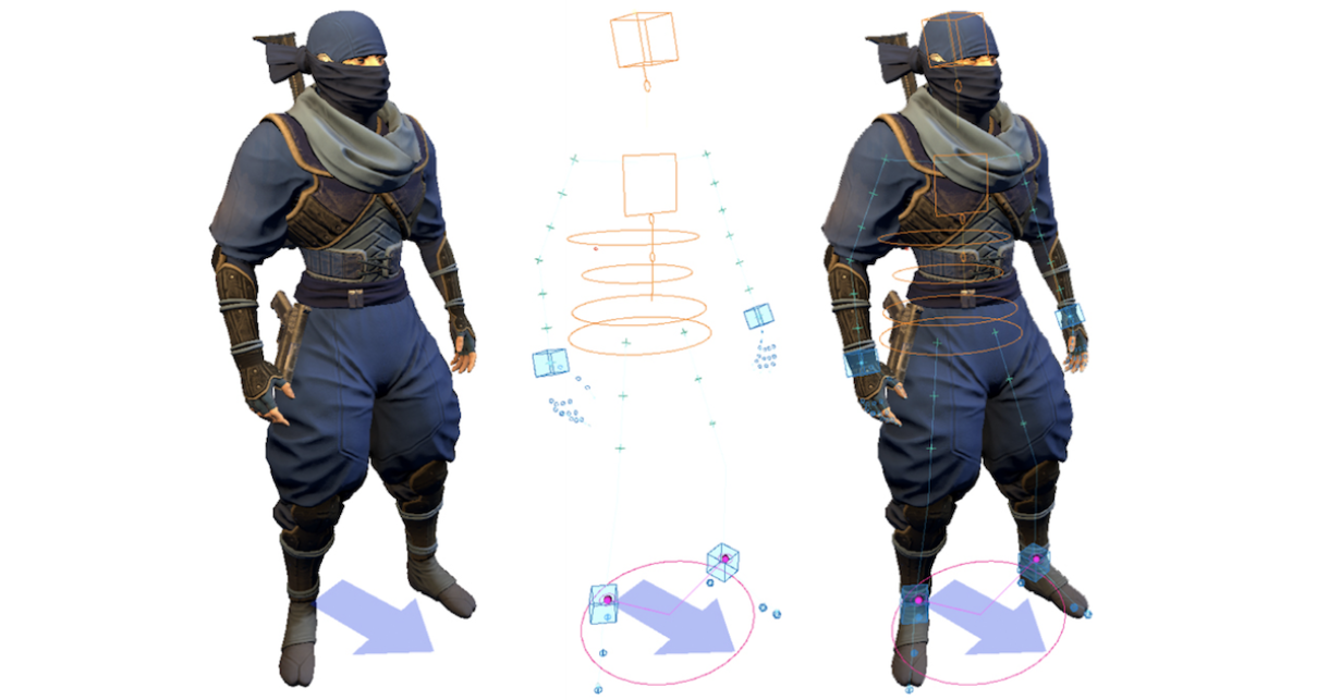 A Unity Post on Advanced Animation Rigging