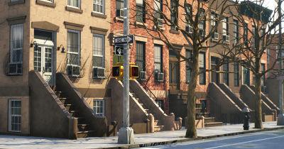 Creating a Procedural Brooklyn in Houdini