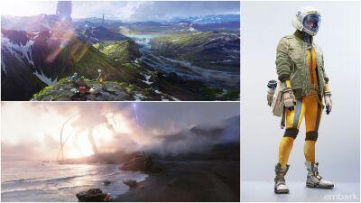 Embark Studios Shows New Environment