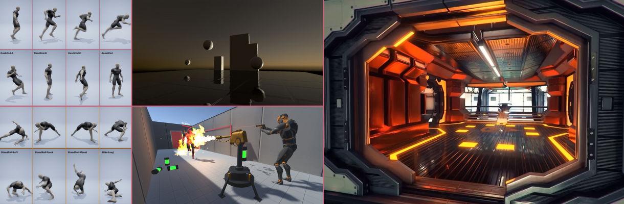 Unity Digest: Adding Animation & Improving Visuals