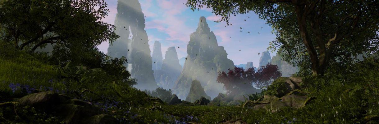 Environment Art: Skygarden Production Breakdown