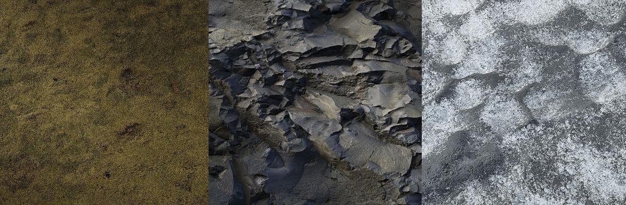 Megascans Digest: Icelandic Nature