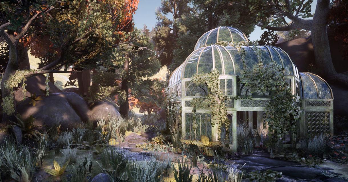 CGMA Stundet Project: Greenhouse