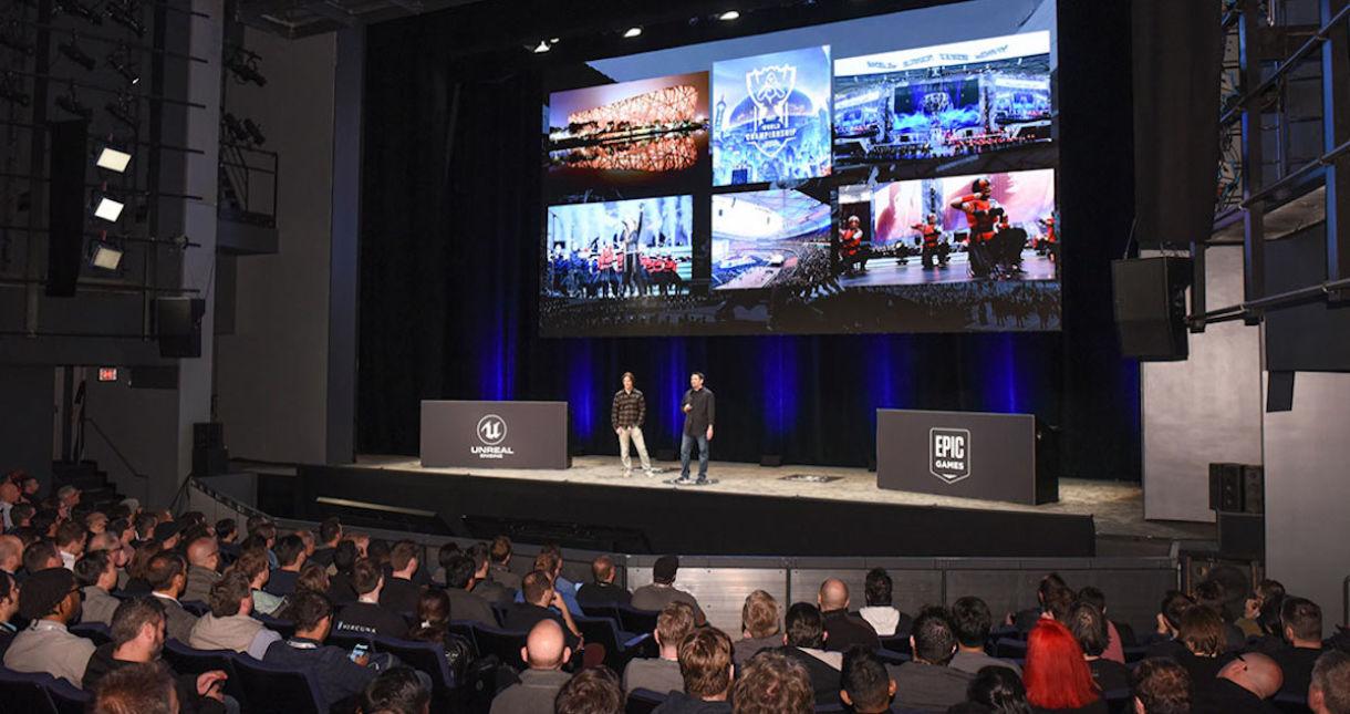 Epic Games Announces Plans for GDC 2019