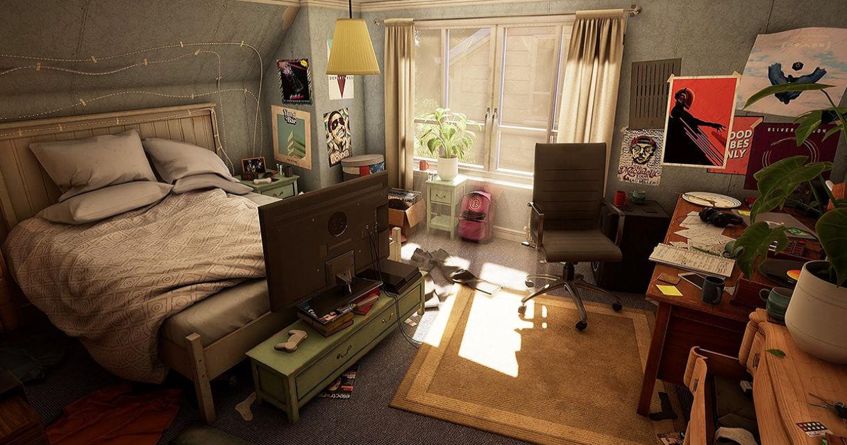 Teen's Room Interior Production