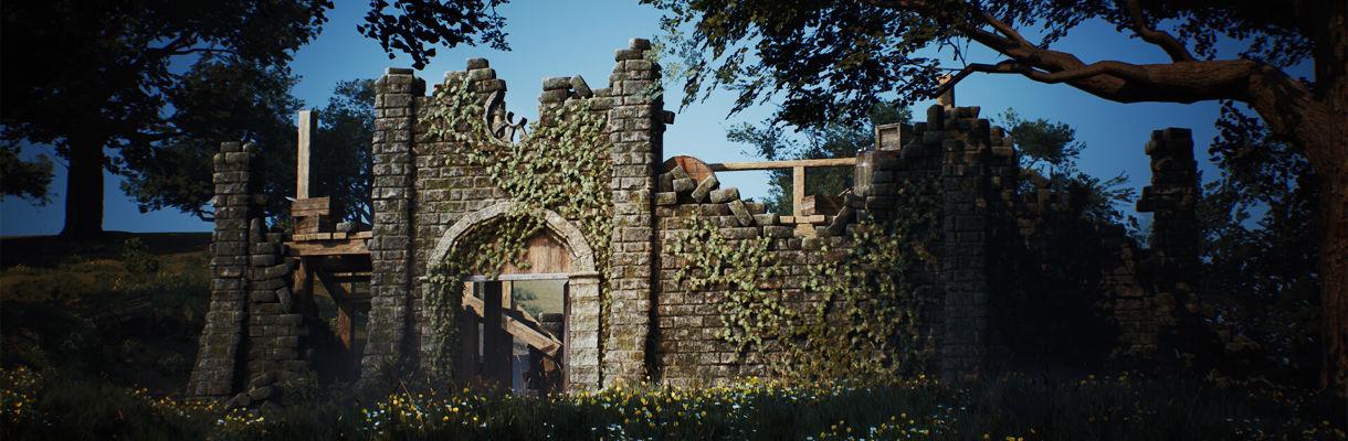 Viking Settlement Ruins Production Guide