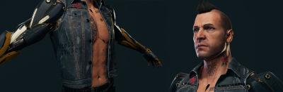 Building Street Samurai: 3D Character Breakdown