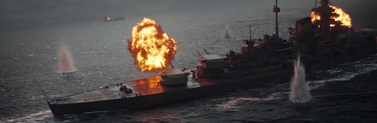 Bismarck: Cinematics and VFX Pipeline at Wargaming