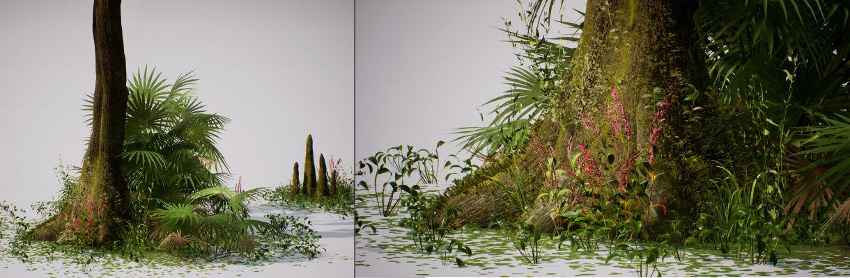 Studying Vegetation Production with Ducrocq Hugo